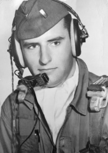 George W Samson while in Airforce (1)